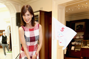 Perrey Reeves Brooks Brothers Hosts Mini Classic To Benefit St. Jude Children's Research Hospital At Brooks Brothers Beverly Hills