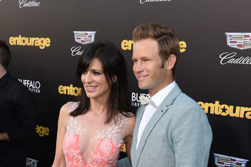 Perrey Reeves Premiere of Warner Bros. Pictures' 'Entourage' - Red Carpet