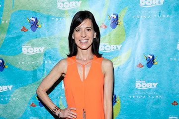 Perrey Reeves 'Finding Dory' Collection by Trina Turk Event