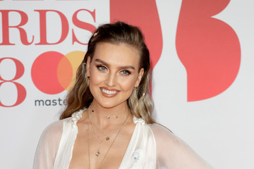 Perrie Edwards The BRIT Awards 2018 - Red Carpet Arrivals