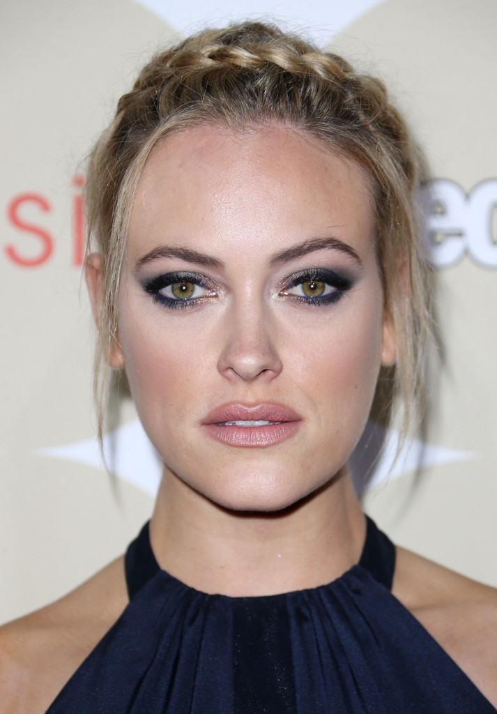Hair Envy of the Day: Peta Murgatroyd's Royal Crown Braid