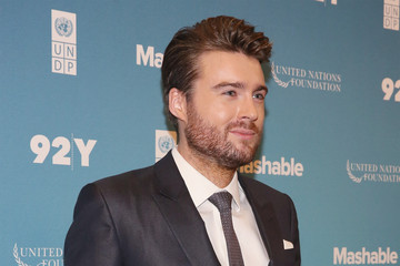 Pete Cashmore Celebs Attend the 2015 Social Good Summit - Day 1