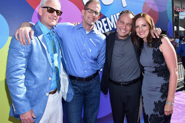 Pete Docter Los Angeles Premiere and Party F=for Disney-Pixar's 'Inside Out'