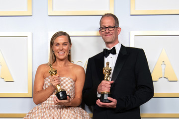 Pete Docter 93rd Annual Academy Awards - Press Room