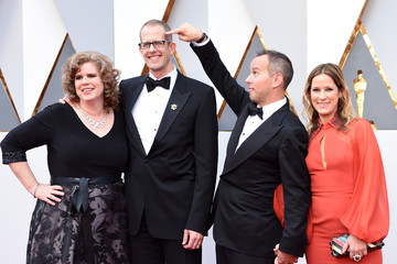 Pete Docter 88th Annual Academy Awards - Red Carpet Pictures