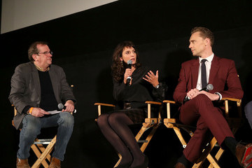 Pete Hammond ATAS/SAG Panel And Screening of AMC's 'The Night Manager'