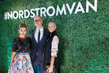 Pete Nordstrom Nordstrom Vancouver Store Opening Gala