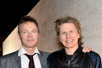 Pete Tong Warner Music Group Hosts Annual Grammy Celebration - Inside