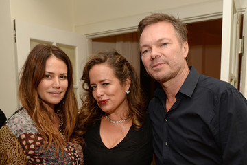 Pete Tong Jade Jagger Celebrates the Launch of Her New Fine Jewelry Collection In Los Angeles