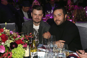 Pete Wentz Steven Tyler And Live Nation Presents Inaugural Janie's FundGala & GRAMMY Viewing Party