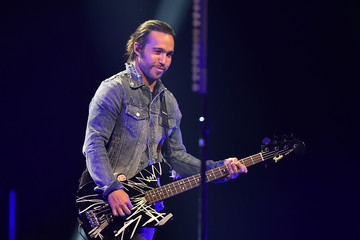 Pete Wentz Fall Out Boy Performs In Concert - Newark, NJ