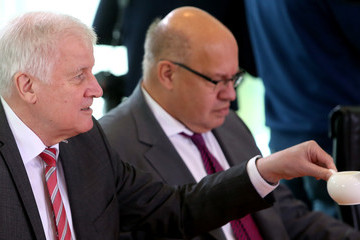 Peter Altmaier Weekly Government Cabinet Meeting