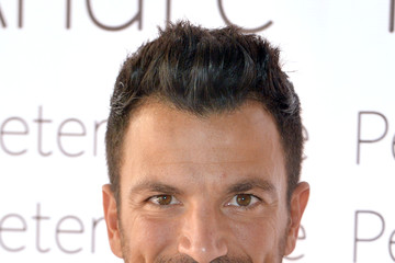 Peter Andre Peter Andre Fragrance Launch