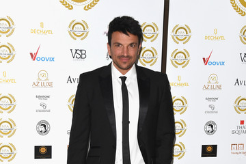Peter Andre National Film Awards UK - Red Carpet Arrivals