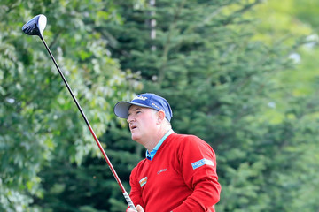 Peter Baker European Tour Properties Senior Classic - Day Two