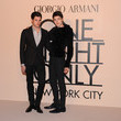 Peter Brant II Arrivals at the Giorgio Armani SuperPier Show