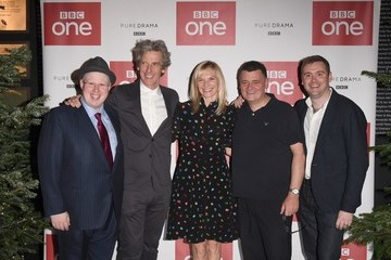 Peter Capaldi 'Doctor Who' 2016 Christmas Special Screening At The BFI - Photocall