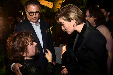 """Peter Dinklage Emilia Clarke HBO Films' 'My Dinner With Herve"""" Premiere - After Party"""