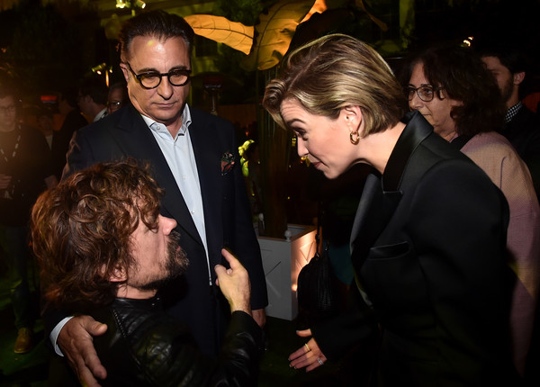 """HBO Films' 'My Dinner With Herve"""" Premiere - After Party"""