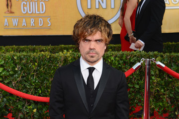 Peter Dinklage 20th Annual Screen Actors Guild Awards - Arrivals