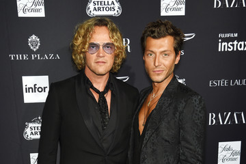 Peter Dundas Harper's BAZAAR Celebrates 'ICONS' At The Plaza Hotel