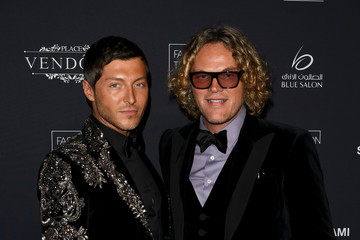 Peter Dundas Doha Fashion Trust Arabia Red Carpet And Gala Dinner