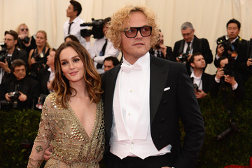 Peter Dundas Red Carpet Arrivals at the Met Gala — Part 3