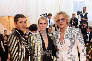 Peter Dundas The 2019 Met Gala Celebrating Camp: Notes On Fashion - Arrivals