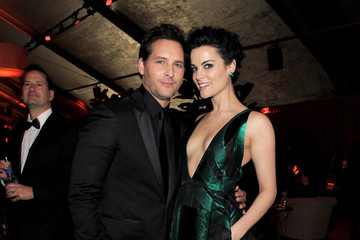 Peter Facinelli The Weinstein Company and Netflix Golden Globe Party- Inside