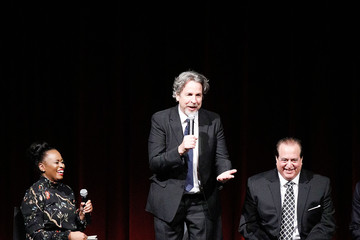 Peter Farrelly Rebecca Theodore-Vachon The Academy Of Motion Picture Arts & Sciences Hosts An Official Screening Of 'Green Book'