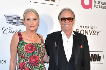 Peter Fonda 27th Annual Elton John AIDS Foundation Academy Awards Viewing Party Celebrating EJAF And The 91st Academy Awards - Arrivals