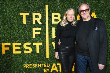 "Peter Fonda ""Clive Davis: The Soundtrack Of Our Lives"" Premiere Arrivals - 2017 Tribeca Film Festival"