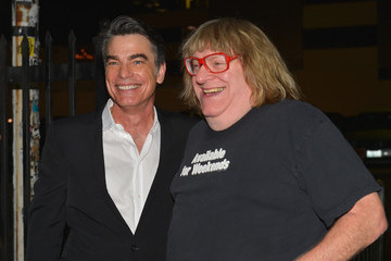 Peter Gallagher Les Girls Event Held in Hollywood
