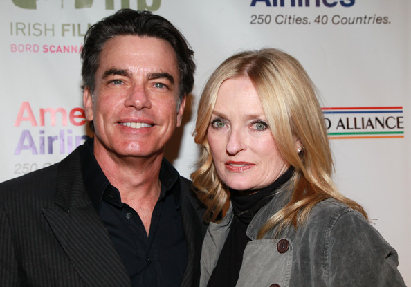 peter gallagher pictures 6th annual quotoscar wilde
