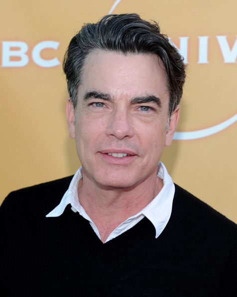 around 5th and 6th grade i thought dean by peter gallagher