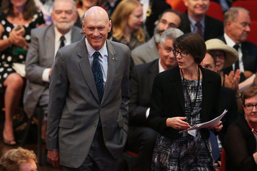 Peter Garrett State Memorial Service Held for Gough Whitlam