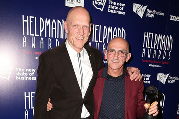 Peter Garrett 2015 Helpmann Awards - Awards Room