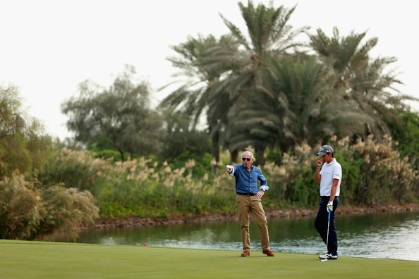 Abu Dhabi Golf Club Undergoes Upgrades