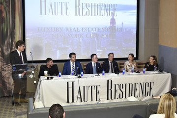Peter Grant Haute Residence 2018 Luxury Real Estate Summit