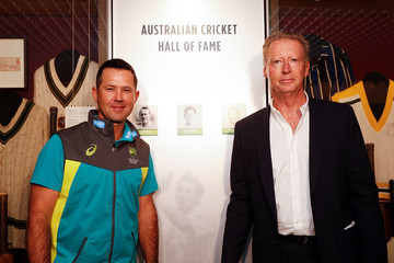 Peter King Cricket Hall of Fame Media Opportunity