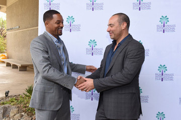 Peter Landesman 27th Annual Palm Springs International Film Festival - Talking Pictures: 'Concussion'
