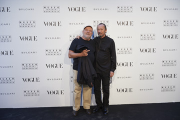 Peter Lindbergh 'Vogue Like a Painting' Exhibition in Madrid