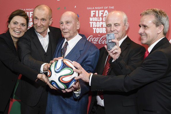 Gala Night of the FIFA World Cup Trophy Tour