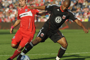 Peter Lowry D.C. United v Chicago Fire