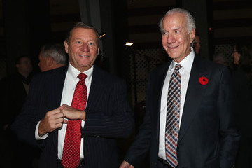 Peter Luukko Hockey Hall of Fame Induction in Toronto