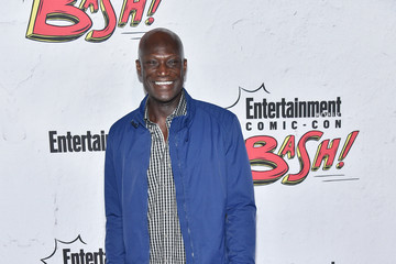 Peter Mensah Entertainment Weekly Hosts Its Annual Comic-Con Party at FLOAT at the Hard Rock Hotel