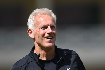 Peter Moores Nottinghamshire Outlaws vs. Kent Spitfires - Royal London One-Day Cup