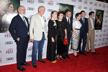 Peter Morgan AFI FEST 2019 Presented By Audi – 'The Crown' Premiere – Arrivals