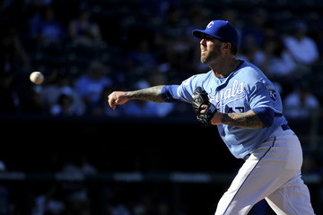 Peter Moylan Chicago White Sox v Kansas City Royals