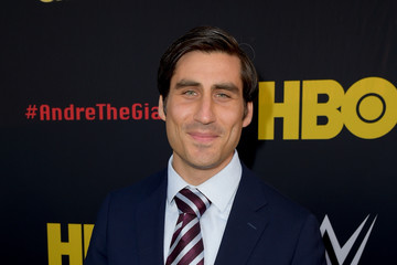 Peter Nelson Premiere Of HBO's 'Andre The Giant' - Red Carpet